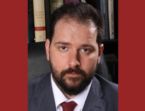 Κωνσταντίνος Γώγος: Το βιτριόλι των συναδέλφων